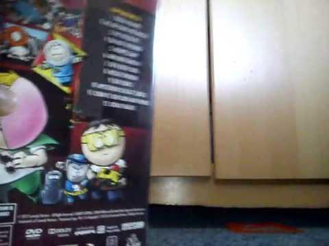 South Park Staffel 14 DVD unboxing