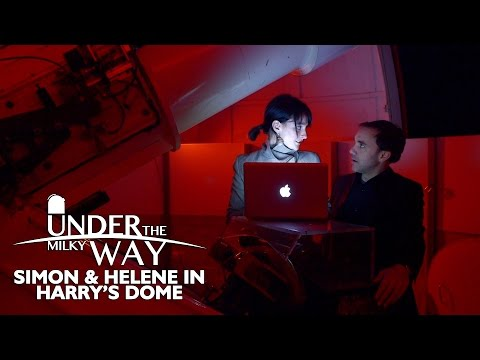 UNDER THE MILKY WAY - S01E05 - Simon & Helene In Harry's Dome