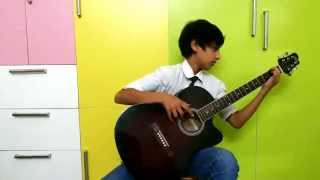 Best Guitar player ever - 2015...........Must watch !!! (cover...