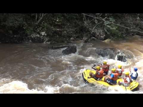 Rafting em Juquitiba