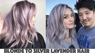 Agnez MO Mengubah Warna Rambutnya Bersama Hair Expert Hollywood
