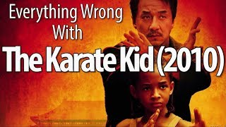 Video Everything Wrong With The Karate Kid (2010) MP3, 3GP, MP4, WEBM, AVI, FLV Agustus 2018