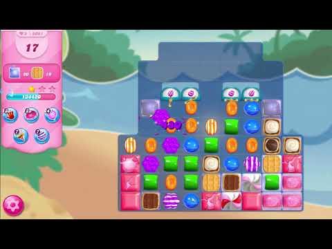 Candy Crush Saga Level 8081 NO BOOSTERS