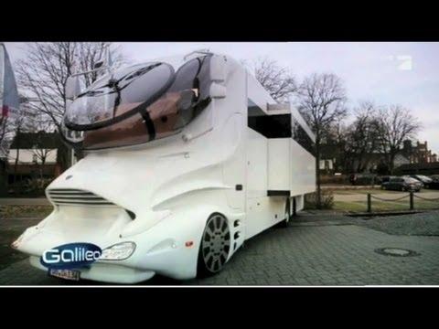elemment palazzo - il camper più lussuoso al mondo