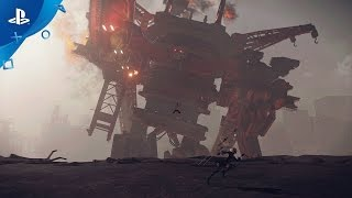 NieR: Automata - PlayStation Experience 2016: Trailer