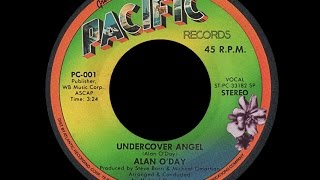 Alan O'Day ~ Undercover Angel 1977 Disco Purrfection Version