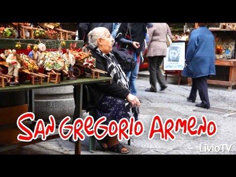 san gregorio armeno: napoli e la tradizione del presepe