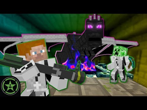 NUKE THE DRAGON - Minecraft - Galacticraft Part 22 (#351) | Let's Play