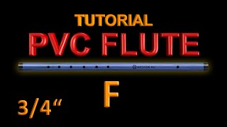 Download Video Tutorial Membuat Seruling Pipa [PVC Flute in F] MP3 3GP MP4