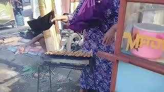 Kuliner indonesia (oleh-oleh/omiyage)Sate ayam madura