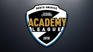 FOXA vs. FLYA   Week 1   NA Academy Spring Split   Echo Fox Academy vs. Flyquest Academy by League of Legends Esports