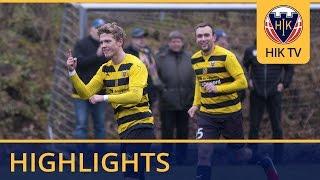 Highlights: Hobro IK - SønderjyskE 3-0 (25-01-2017)