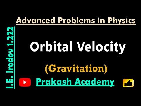 Gravitation 6 Problem 1 222 für IIT von Guru Sir @ Ranchi