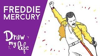 Video FREDDIE MERCURY - Draw My Life (Español) MP3, 3GP, MP4, WEBM, AVI, FLV Mei 2018