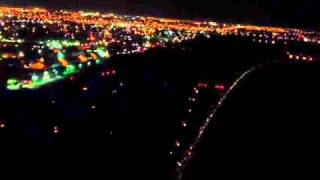 Night Take Off At FXE On A Cirrus SR22 Turbo G3 Perspective