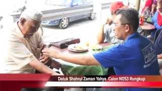 Bagan Datoh Malaysia  city photos gallery : PRU13 -Keadaan di Bagan Datoh