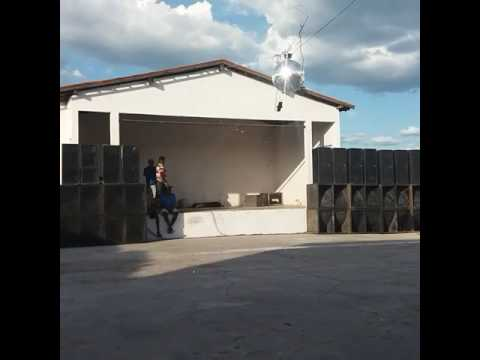 Testando o Som, Laser Som em Canto do Buriti - Piauí.