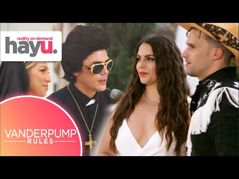 The Ultimate Vegas Wedding | Season 8 | Vanderpump Rules