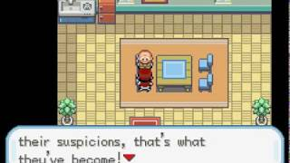 Pokemon Adventure - Red's Chapter: Lavender Town + 20 Gba Rom Hacks [Pokémon FireRed Hack]