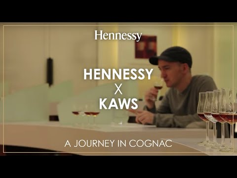 KAWS x Hennessy V.S Bottle | Behind The Scenes Video