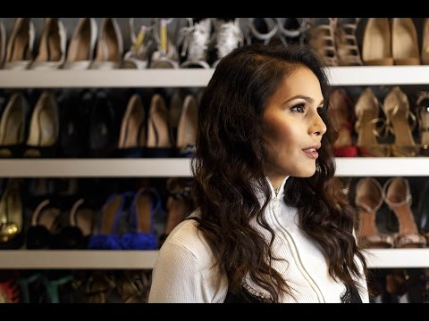 Iza Calzado Gives You A Tour Of Her Shoe Closet