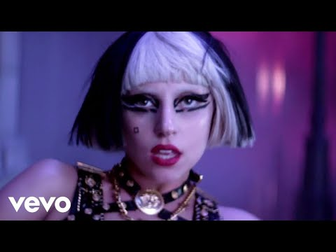 Lady Gaga – The Edge Of Glory