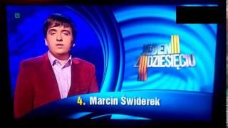 """Wyluzowany Marcin niszczy system system w """"1 z 10″"""