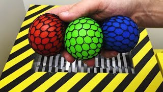 Video EXPERIMENT Shredding vs Anti Stress Balls MP3, 3GP, MP4, WEBM, AVI, FLV November 2017