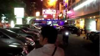 Bangkok Street Nightlife Patpong