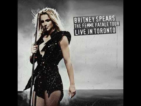 Britney Spears - 3 (Femme Fatale Tour Studio Version)