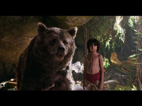 THE JUNGLE BOOK All Movie Clips