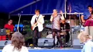 Video Shiva- Čarodějnická -live Mšec 11.6.2016