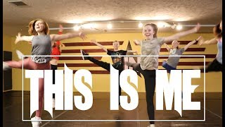 Video KESHA-This is Me (The Greatest Showman) | @theINstituteOfDancers | Glenn Packard/Alyssa Lenay Choreo MP3, 3GP, MP4, WEBM, AVI, FLV April 2018