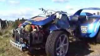 ATV Subaru Impreza STI