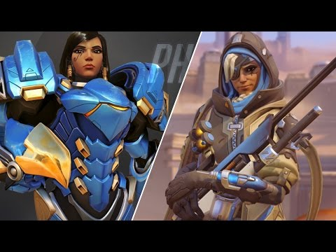 [ Overwatch ] Most fun games from the stream (20 Dec)