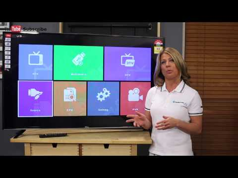 TCL L55D2700F 55 Inch Full HD LED LCD TV reviewed by product expert - Appliances Online