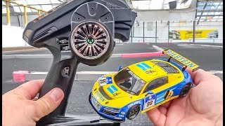 Nonton RC car AUDI R8 gets unboxed, tuned and tested! Kyosho Mini-Z! Film Subtitle Indonesia Streaming Movie Download