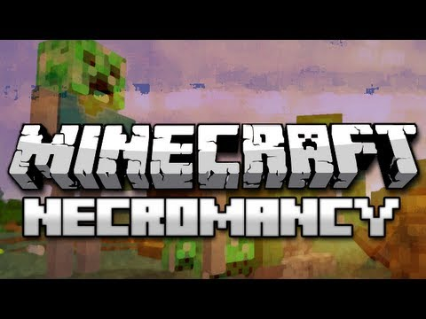 necromancer - Mod: http://www.minecraftforum.net/topic/1571429-145-the-necromancy-mod/ Likes/Fav's always much appreciated :) Subscribe to the channel: http://bit.ly/Subsc...