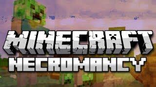 Minecraft Mods: Necromancy Mod Showcase