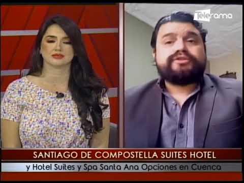 Santiago de Compostella Suites Hotel y Hotel Suites y Spa Santa Ana opciones en Cuenca