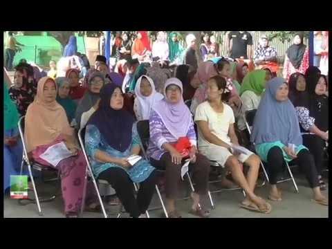 Pasar Sembako Murah di KBN