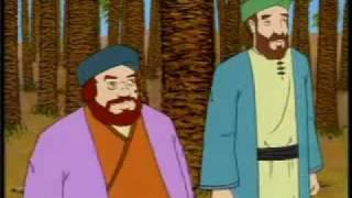 Ehlibeytçizgi Filmi, Ehl-i Beyt Dostu Olabilmek, İmam Ali Rıza(a.s)