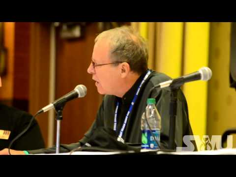 RICC 2013: Paul Blake on working with Harrison Ford