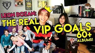 Video THE REAL FANBOY & VIP GOALS! KAMAR PENUH ALBUM!! ft. Leon Dozan - My K-Lection #3 MP3, 3GP, MP4, WEBM, AVI, FLV Juni 2018