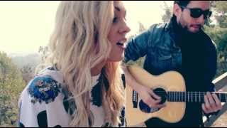 Rather Be (Clean Bandit ft Jess Glynne Acoustic Cover) by Alexa Goddard