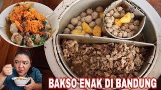Video TETELAN DAGING BERLIMPAH! BAKSO ENAK DI BANDUNG : BAKSO MANTEP GUNUNG GIRI SOLO #KulinerBandung MP3, 3GP, MP4, WEBM, AVI, FLV Juni 2019