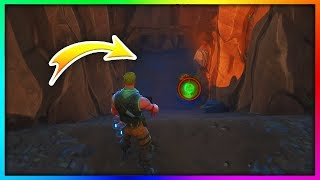 ONLY 1% of players know this SECRET LOCATIONS in Fortnite: Battle Royale...!
