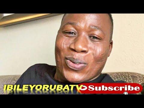 Sunday Igboho Ogun Alfa Ju Ogun Modakeke lo