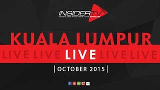 InsiderTV brings you the latest happenings in Kuala Lumpur in the month of October 2015 and beyond!Connect with Insider TV on Facebook: https://www.facebook.com/insidertvasia and SUBSCRIBE to our Youtube channel: https://www.youtube.com/insiderTV Check out http://www.insider-tv.com/ and follow us on:Twitter: https://twitter.com/Insider_tv Instagram: https://instagram.com/insider.tv Weibo: http://e.weibo.com/insidertvasia YouKu: http://i.youku.com/insidertvIf you're in town this month, don't miss the following events:* Malaysian Open, Kuala Lumpur 2015 — 26 September - 4 October* Kuala Lumpur International Arts Festival –  1 September - 4 October* Tsai Chin Live (Cai Qin) in Genting 2015 — 10 OctoberFor event tickets and more information, visit http://www.malaysianopentennis.com/2015/,  http://diversecity.my/, and http://www.ticketcharge.com.my/en/Be the first to know the latest Kuala Lumpur hotspots where you can eat, relax, shop, and unwind this month! Click the link for more Kuala Lumpur attractions: http://bit.ly/KualaLumpurAttractions