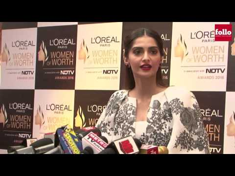 Loreal Women of Worth Awards | Follo.in